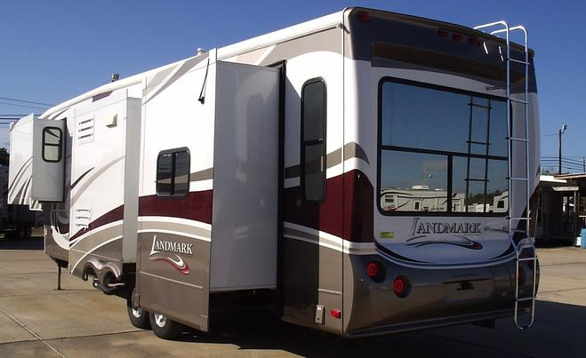 2002 Newmar American Star Fifth Wheel
